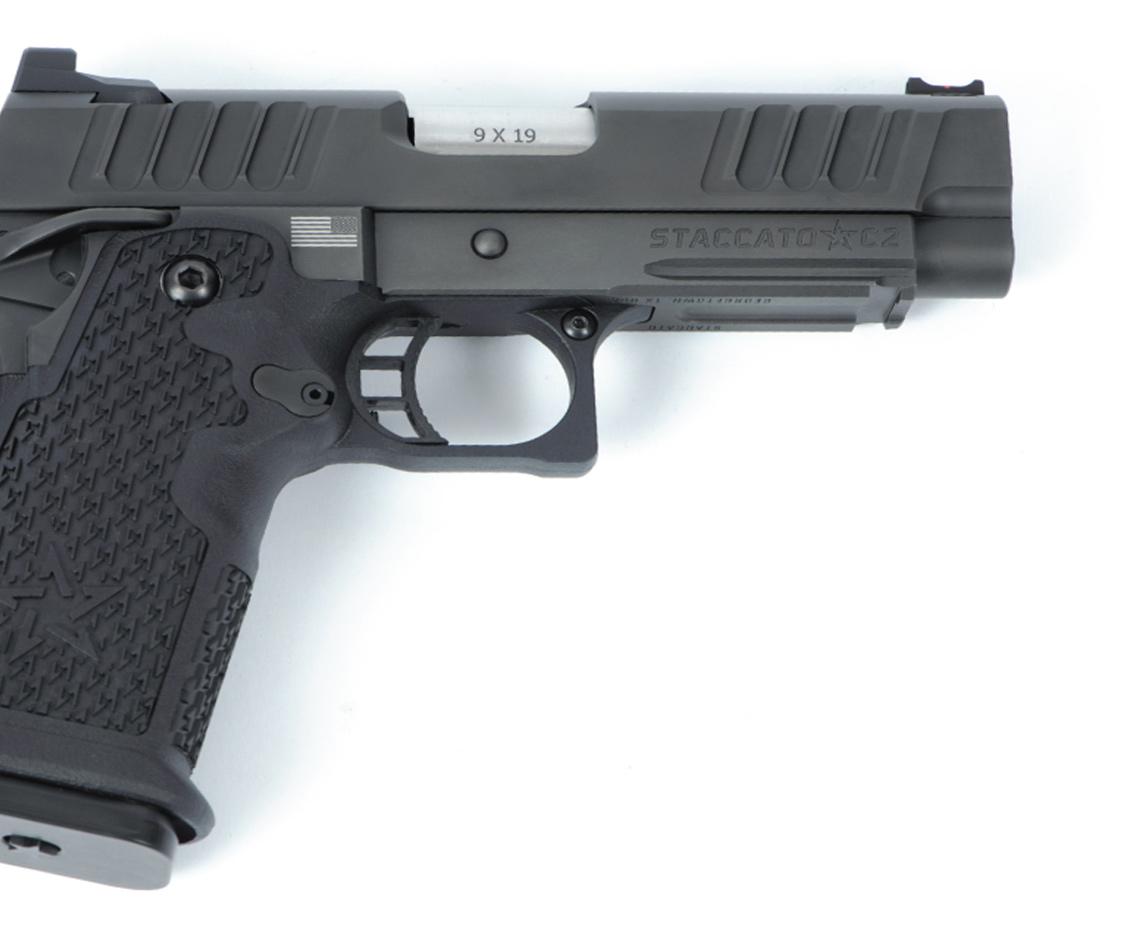 Staccato C2 handgun