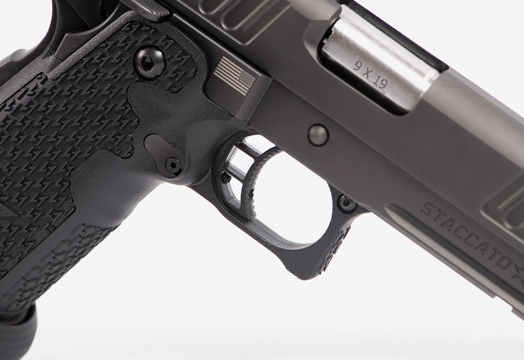 Staccato handgun