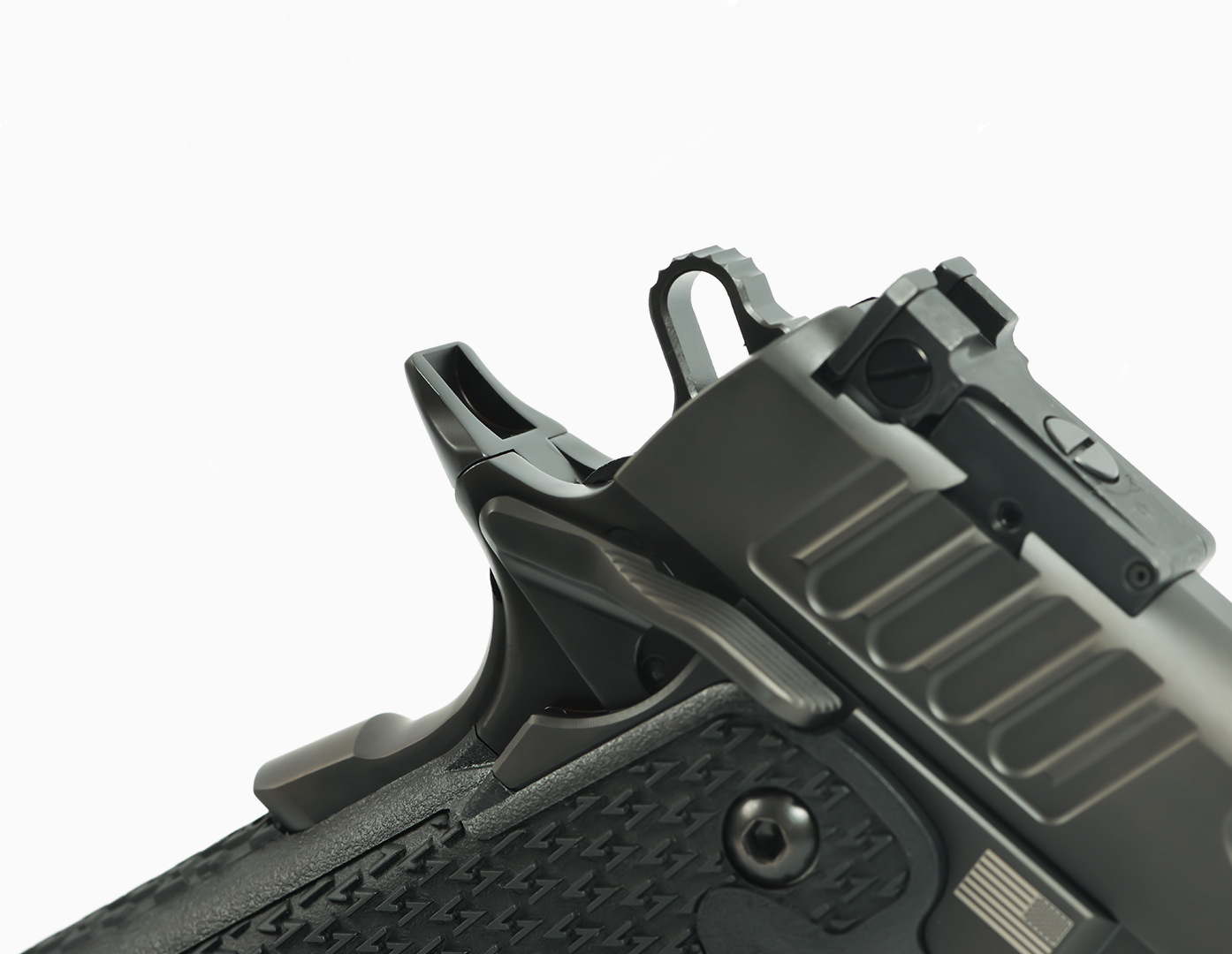 Staccato P handgun hammer