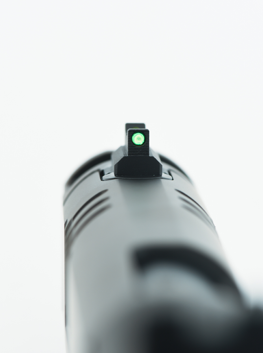 Staccato XC front sight