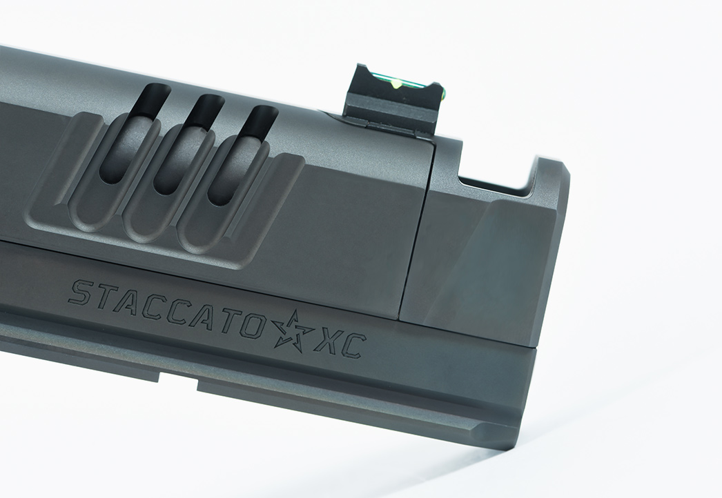 Staccato XC barrel