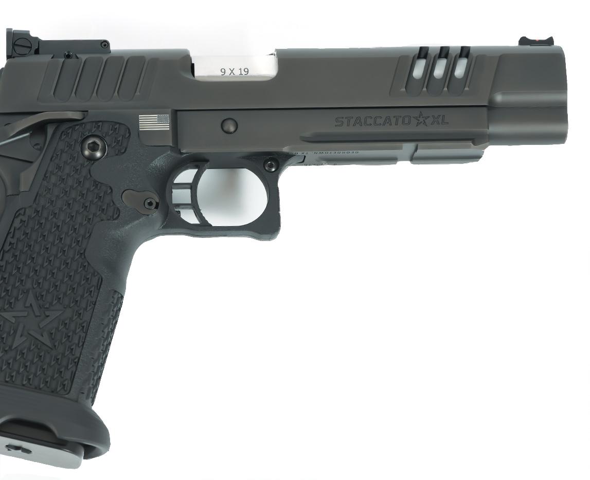 Staccato XL handgun