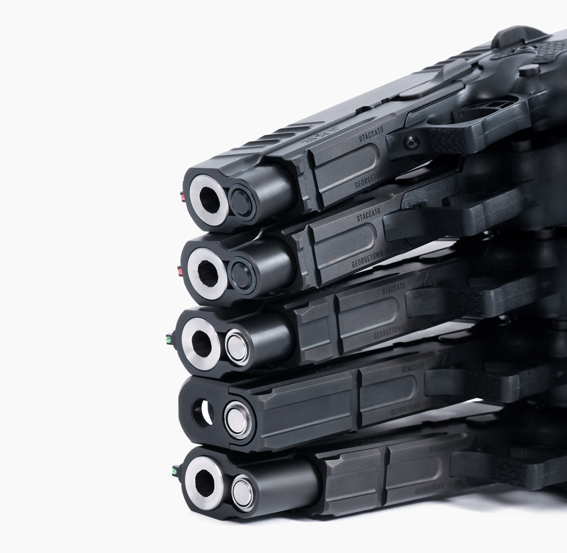 Staccato Handguns stacked up