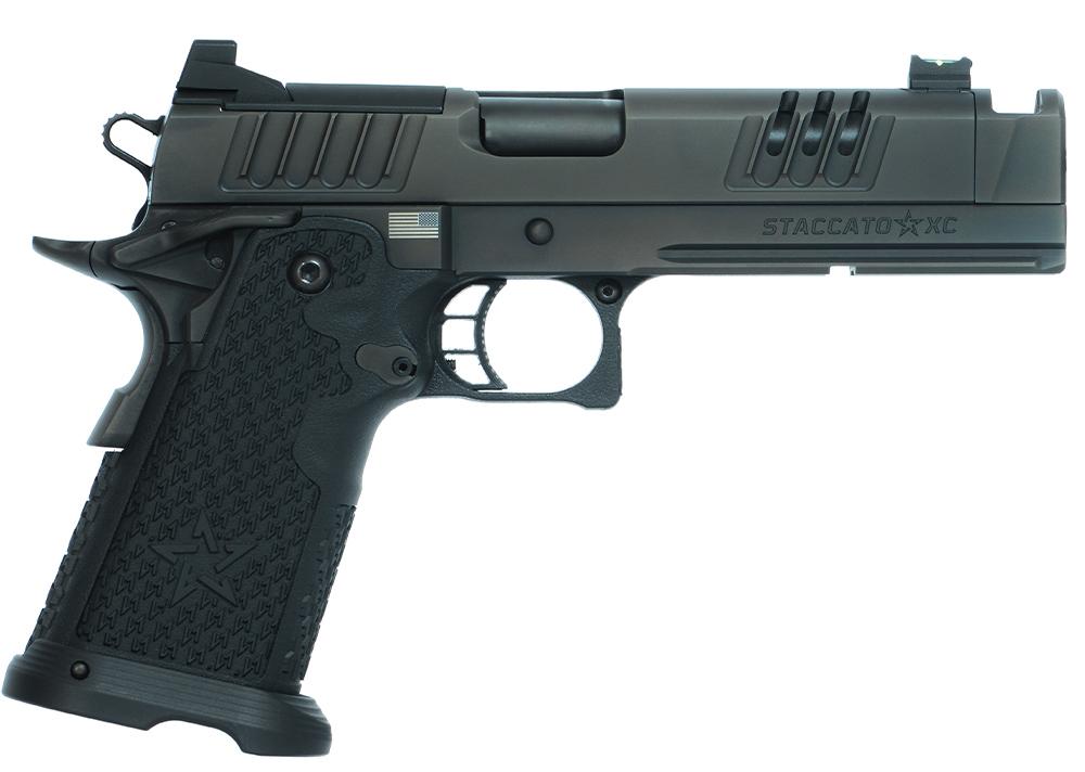 Staccato XC handgun