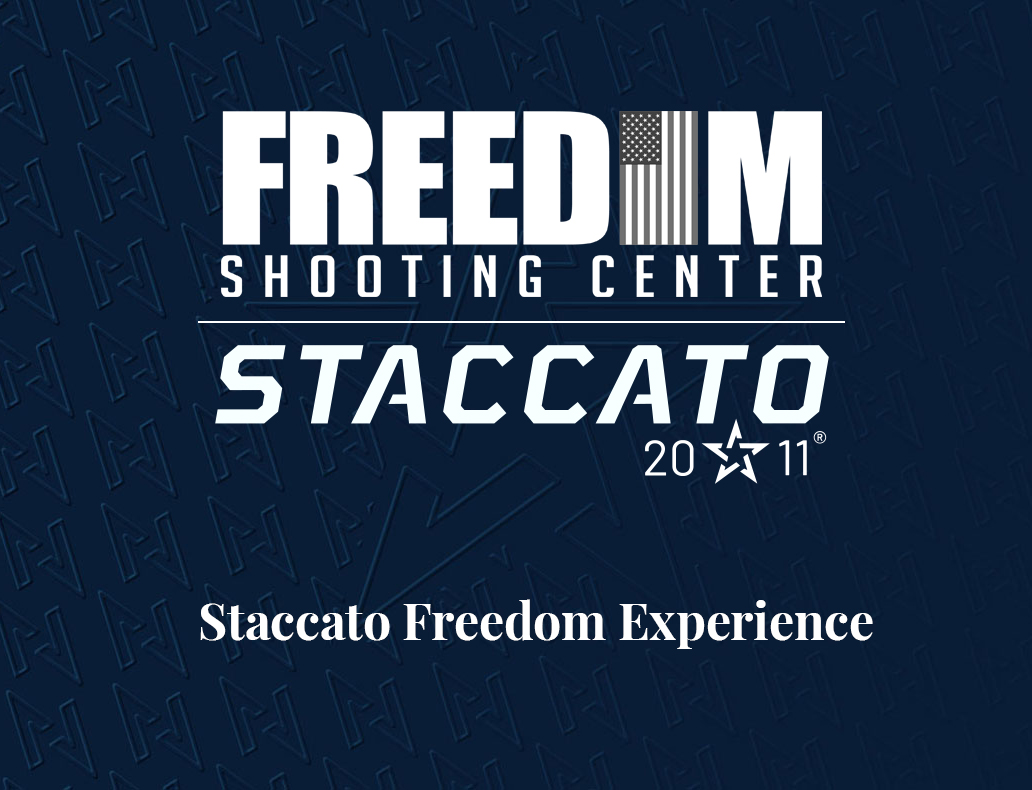 Freedom Shooting Center Event Card 2